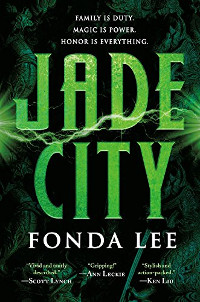 Lee, Fonda Jade City