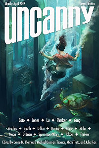Pinsker, Sarah And Then There Were (N-One) Uncanny Magazine Issue 15 March April 2017