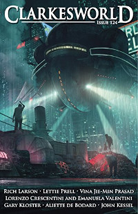 Prasad, Vina Jie-Min A Series of Steaks Clarkesworld Magazine Issue 124